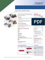 VAX Datasheet