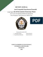 Tugas 1-Aplikasi GIS dalam Pengendalian Leptospirosis di Semarang.docx
