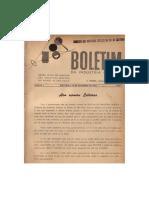 Boletim da Indústria Gráfica Ano1 n.1 15.novembro.1949