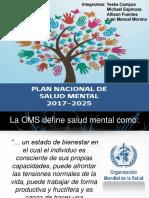 Programa Salud Mental