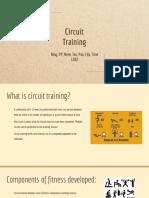 circuit trianing