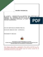 Pp11-2018 Pc498-2018 - Cto Serv Controle de Pragas e Vetores Urbanos Da Educacao
