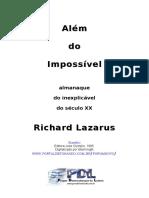 Além do Impossível(revisado).doc