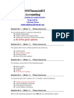 Accounting Mcq Sfile 3