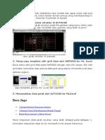 Input Sap 2000 Dengan Grid