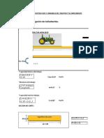 Costo Fijo y Variable de Tractor e Implemento