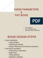 6. Design Features of LHB Fiat Bogie