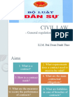 Civil Law - Contracts