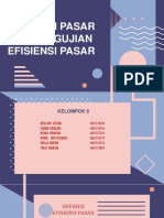 KELOMPOK 6-PPT  EFISIENSI PASAR DAN PENGUJIANNYA (2).pptx