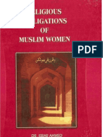 Religious Obligations of Muslim Women