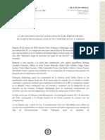 38. Comunicado Sobre Hernan Dario Velasquez