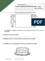 1º ano - 1ª sumativa de estudo m..doc