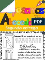 Magnifico Cuaderno Para Repasar El Abecedario PDF 3