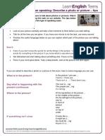 describe a photo or a picture tips.pdf