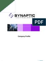 Synaptic Company Profile - Feb 2010