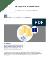 Compartir Carpeta Windows Server