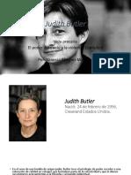 Judith Butler