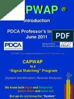 CAPWAP SIGNAL MATCHING PROGRAM