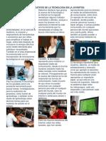 ASPECTOS POSITIVOS Y NEGATIVOS DE LA TECNOLOGIA EN LA JUVENTUD.docx