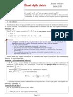 PSI  Math