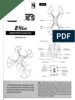 JJRC H8C User Manual