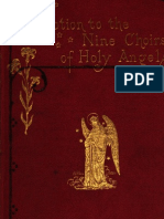 Devotion to the Nine Choirs of Holy Angels ( by Henri Marie Bouden - Tr. E.H. Thompson )