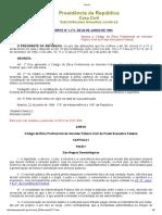Código de Ética Do Servidor Público Federal D1171