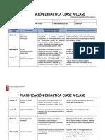 Planificación de Lenguaje 1º a 2019