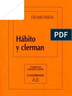 Hábito y Clerman