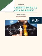 Equipamiento Para La Creación de Redes