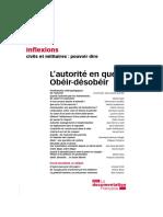 A. Huet & J.C. Quentel - Fondements Anthropologiques de l'Autorités