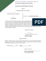 Bo Dukes court order   January 2019