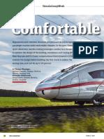Comfortable Rail Travel Aa v11 i1