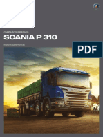Caminhao Semipesado Especificacoes Tecnicas p310.