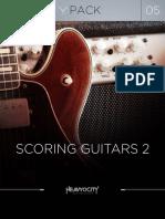 GP05_ScoringGuitars2 User Manual