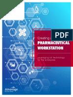 Mobile Pharmaceutical Work Station