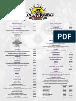 Cardapio Coco Mambo Frente-1