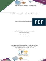 Unidad 2 Tarea 2 - Escribir Artículo, Tipo Blog, De Literatura Infantil de Ficció-Tatiana Guerra.