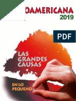 2019 Agenda Latinoamericana Mundial Las
