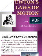 newtons laws ppt