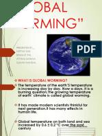 Global Rworming