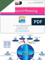 Financial Process & Progress
