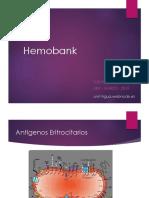 Fundamentos de Inmunohematología