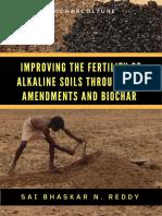 IMPROVING THE FERTILITY OF ALKALINE SOILS THROUGH SOIL AMENDMENTS