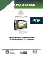 Guías Paso a Paso IRPC IVA General
