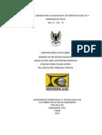 Informe EQ ARENA Pavimentos