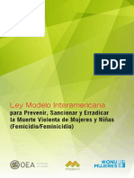 LeyModeloFemicidio ES