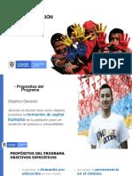 Jóvenes en Acción - Talleres de Participantes - 2019 FINAL