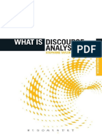 What is Discourse Analysis.pdf