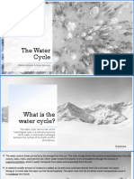Water Cycle New Final